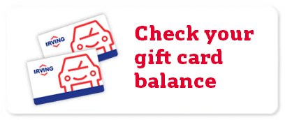 our gift cards can be used for more than just your fuel purchases you can use them for all of your convenience store needs as well - Irving Rewards Card