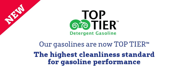 Top Tier Detergent Gasoline >> Theirving Com